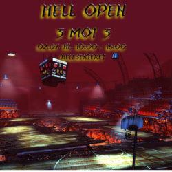 Velkommen til Hell Open 3mot3
